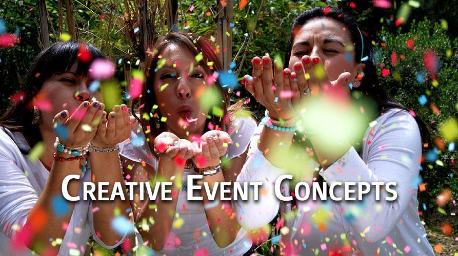 creative event concepts