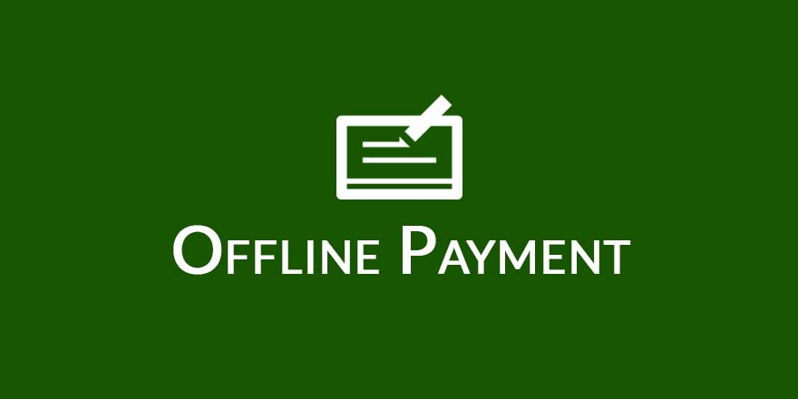 offline payment Offline Payment