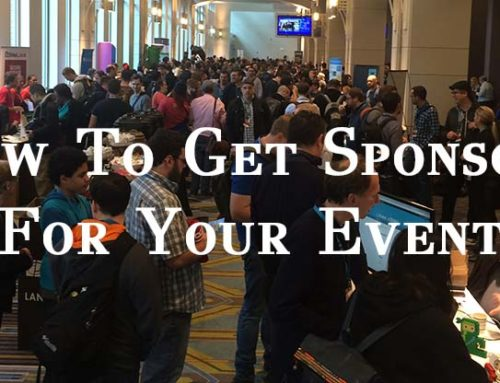 How To Get Sponsors For Your Event