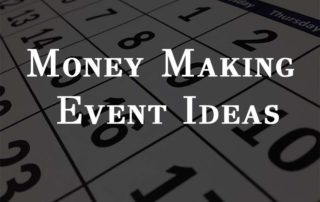 money-making-event-ideas