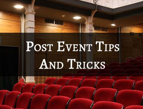 Post Event Tips And Tricks To Keep Attendees Engaged