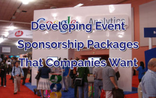 sponsorshippackagescompanieswant Developing Event Sponsorship Packages That Companies Want