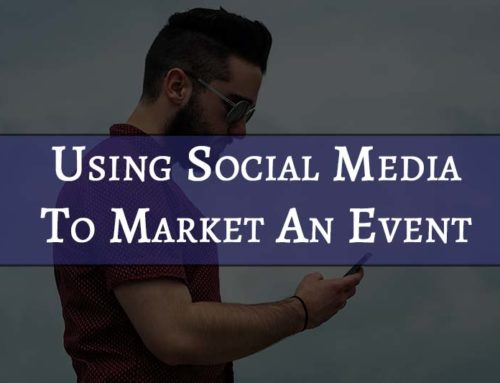 Using Social Media to Market an Event