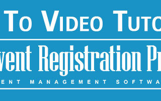 video tutorials How to create custom event registration forms in Event Registration Pro Calendar for WordPress